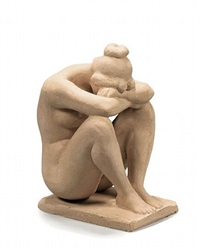 petite nuit by aristide maillol