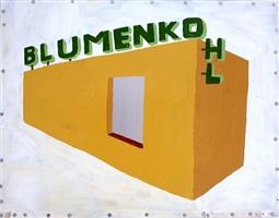 blumenkohl (aus der serie imbisse) by antje dorn