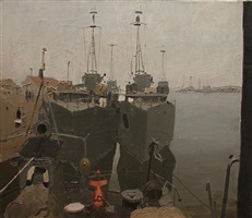 hafen by bruno celmins