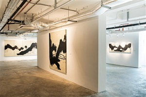 installation view - fabienne verdier 7 by fabienne verdier