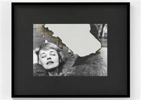 self portrait you+me (belmondo) by douglas gordon