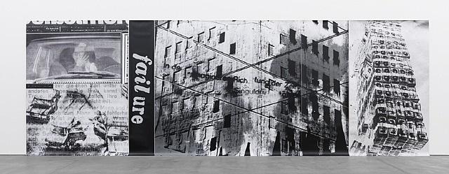 ohne titel (failure) by astrid klein
