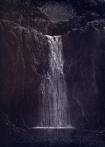 sonido de aguas en la noche by tomás sánchez