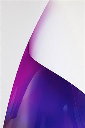 paper drop purple by wolfgang tillmans