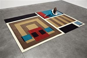 a-z carpet furniture: cabin by andrea zittel