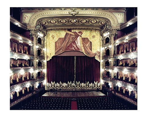 teatro colon buenos aires ii by candida höfer
