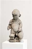 putto by siegfried anzinger