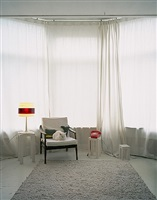 untitled interior (b in white room) by sarah malakoff