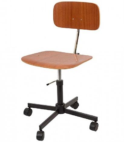 danish kevi desk chair by jorgen rasmussen