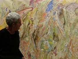larry poons: new paintings by larry poons