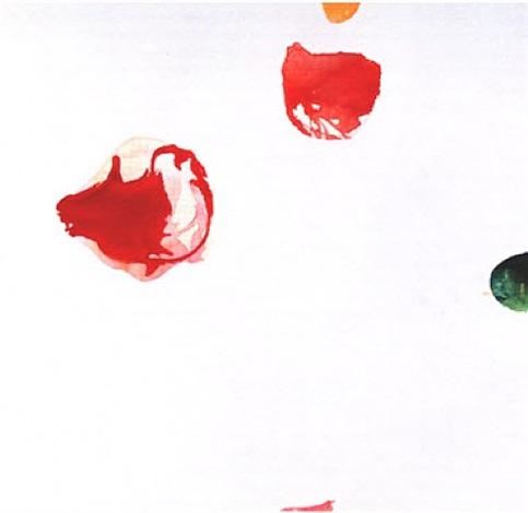 das momentane stillstehen der kieselsteine im flug i by bernd koberling