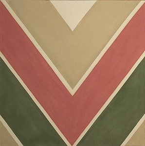 caro, frankenthaler, louis, motherwell, noland, olitski, stella curated by hayden dunbar by kenneth noland