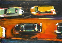 4 cars by david kapp