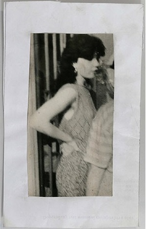 untitled (5-4-70) by miroslav tichý