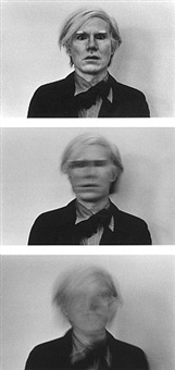 andy warhol by duane michals