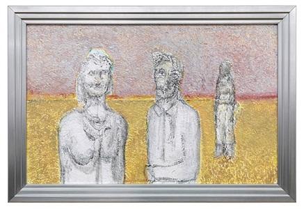 group portrait by richard artschwager
