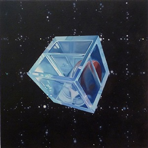space cube by megan burns