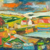 st abbs by john bellany
