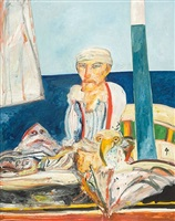 you're 50 today john by john bellany