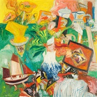 still life by john bellany