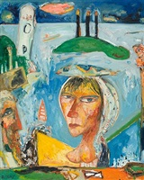 mexico by john bellany