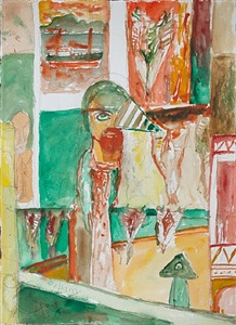 untitled by john bellany