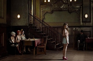 berlin, clarchens ballhaus mitte, 10 july 2012 by erwin olaf