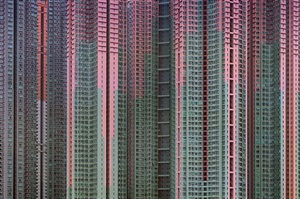 architecture of density #39 by michael wolf