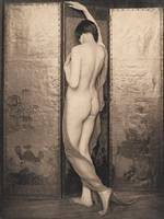untitled (nude woman) by margaret watkins