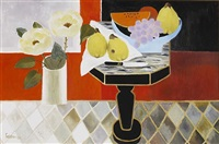 the black table by mary fedden