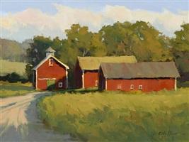 hudson valley barns by carolyn walton