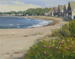 summer day (sold) by carolyn walton