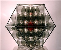 closest packing of spheres by buckminster fuller