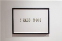 i need more by ruby anemic