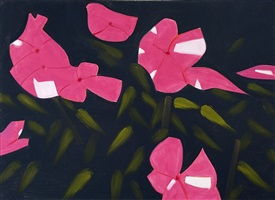 white impatiens 1 by alex katz