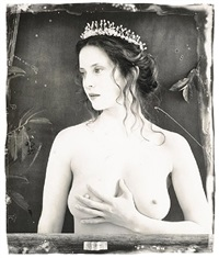 la giovanissima by joel-peter witkin