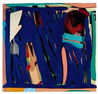 blue by tom wesselmann