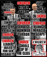 church by gilbert and george