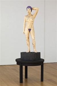 femme burlesque by stephan balkenhol
