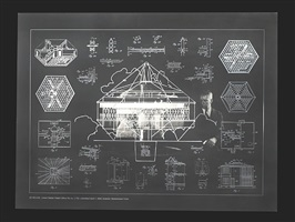 1928 4-d house by buckminster fuller