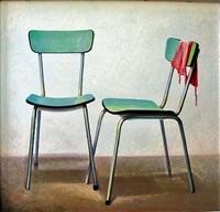 tubular chair by barend blankert