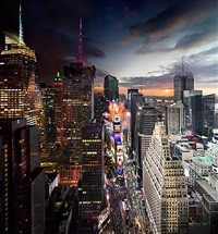 new years eve by stephen wilkes