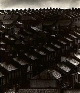 november in the suburbs by bill brandt