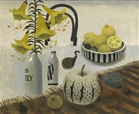 lilies and lemons by mary fedden