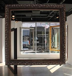 installation view by bedri baykam