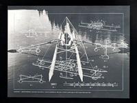 1968 watercraft-rowing needles by buckminster fuller
