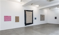exhibition view at galeria fortes vilaça by sergej jensen