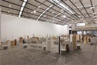 <i>fora de alcance</i> | exhibition view at galpão fortes vilaça by rivane neuenschwander