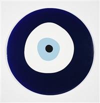 the reflecting eye by gavin turk