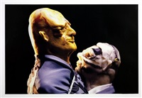 united enemies: a play in ten scenes by thomas schütte